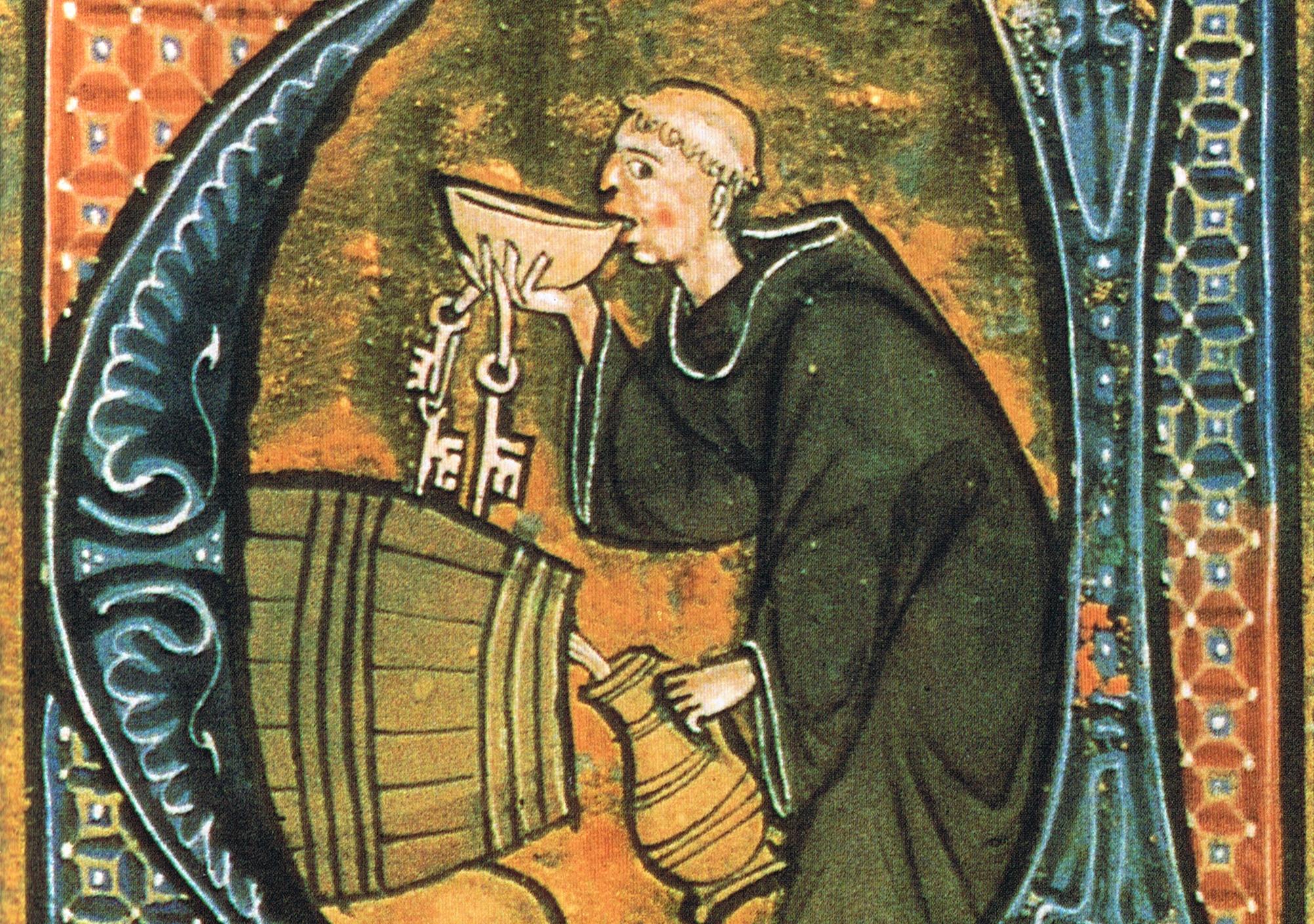srednjevekovna hrana