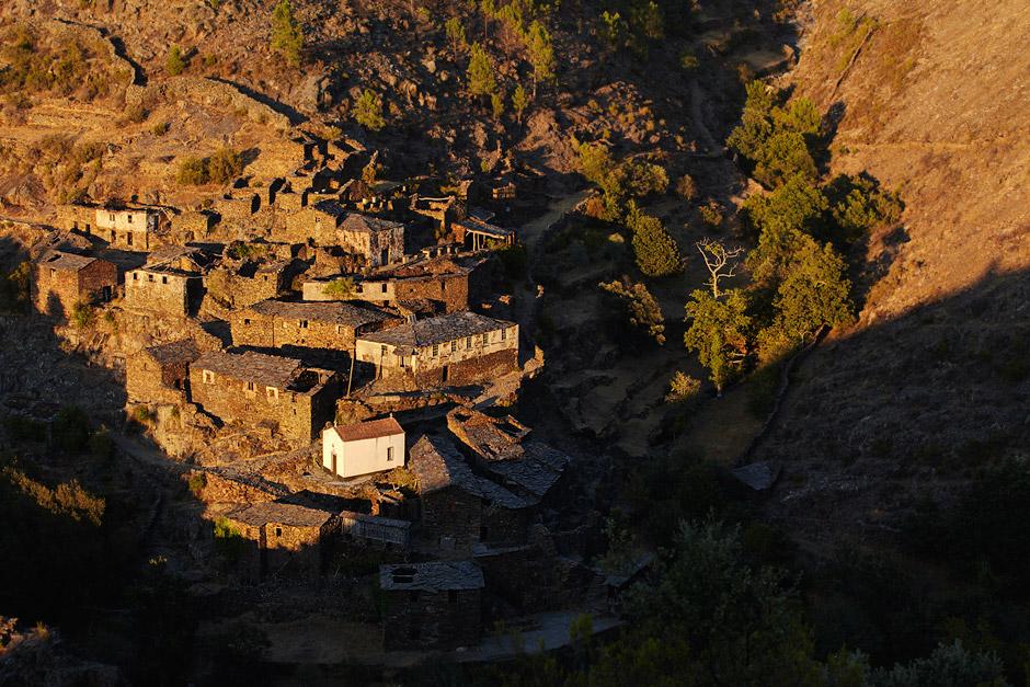 napusteno selo portugalija