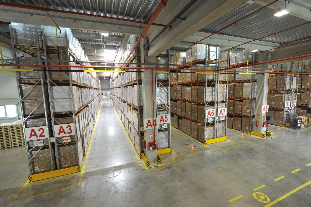 Novo skladiste Henkel Srbija
