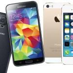 Samsung Galaxy S5 najviše kupuju – vlasnici ajfona