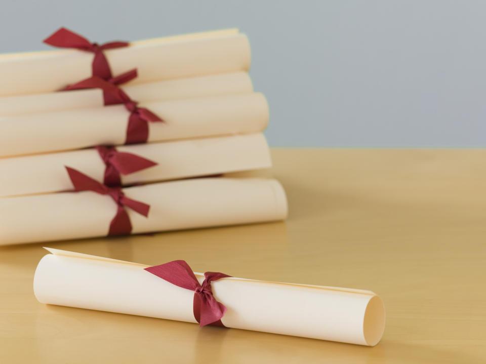 diploma faks