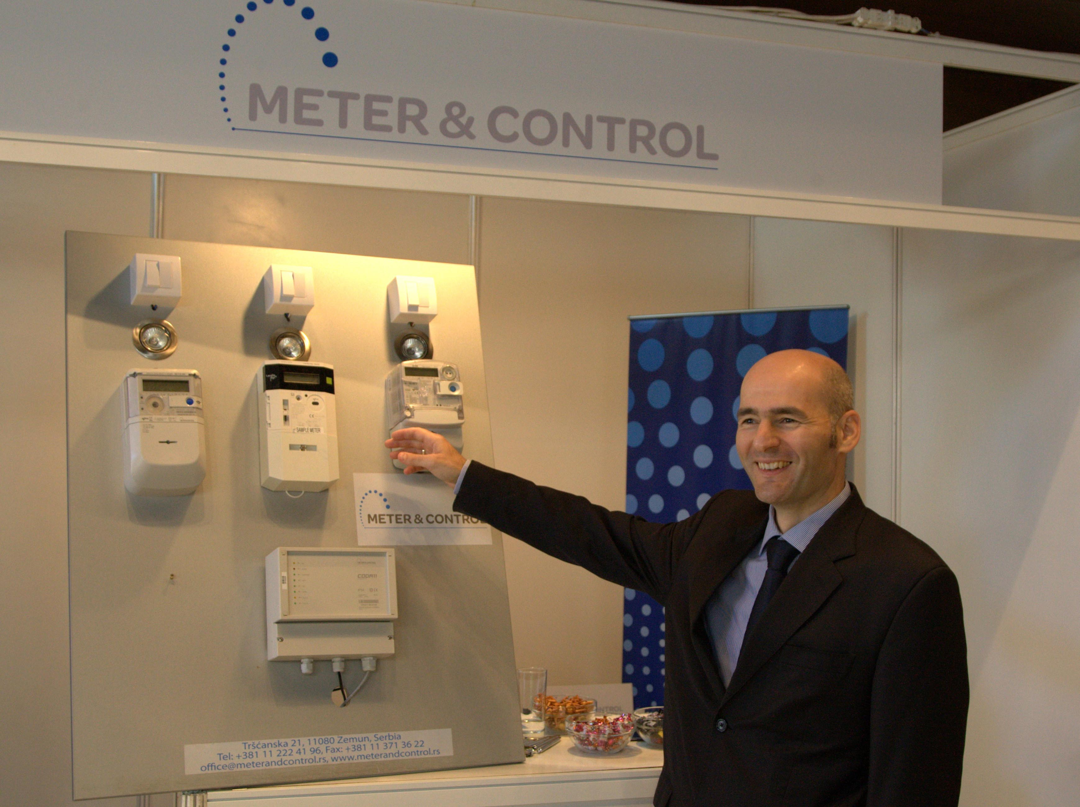 Kompanija Meter&Control predstavila je pametna brojila proizvedena prema svetskim standardima