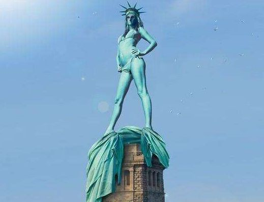 klima kip slobode