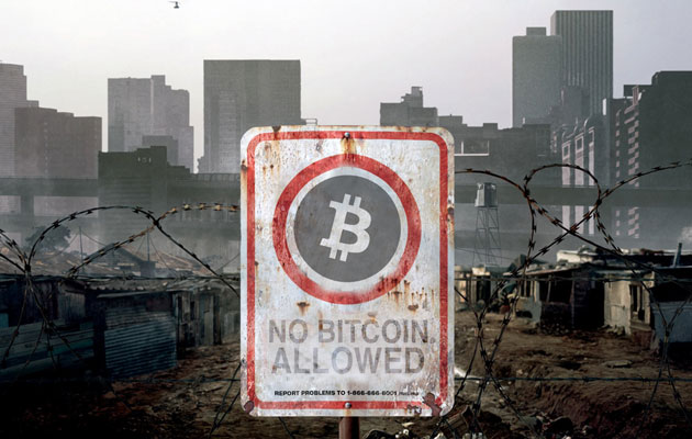 Bitcoin- not Allowed
