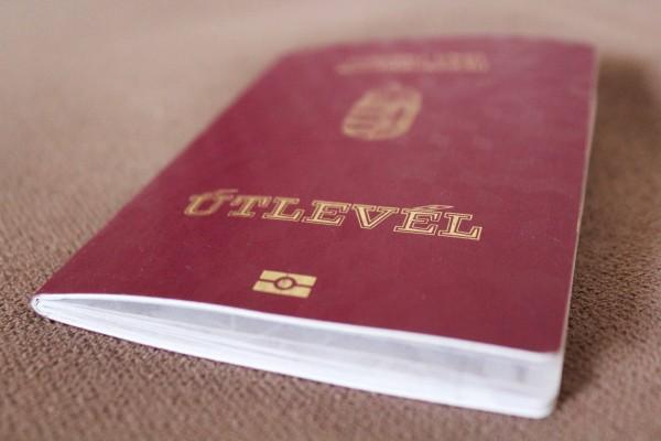 mađarski pasoš