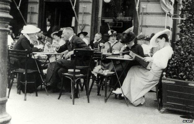 becki kafe pre prvog svetskog rata