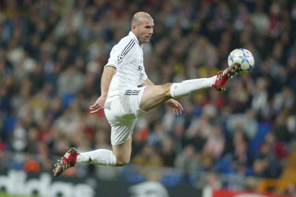 fudbalska legenda _Zinedine_Zidane