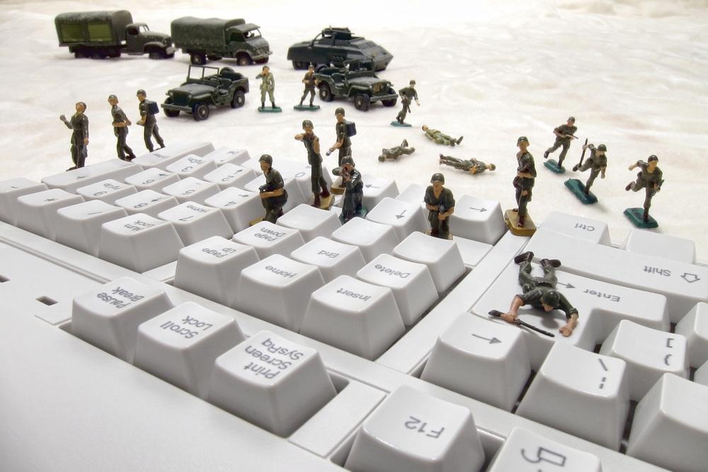 ratovanje sajber
