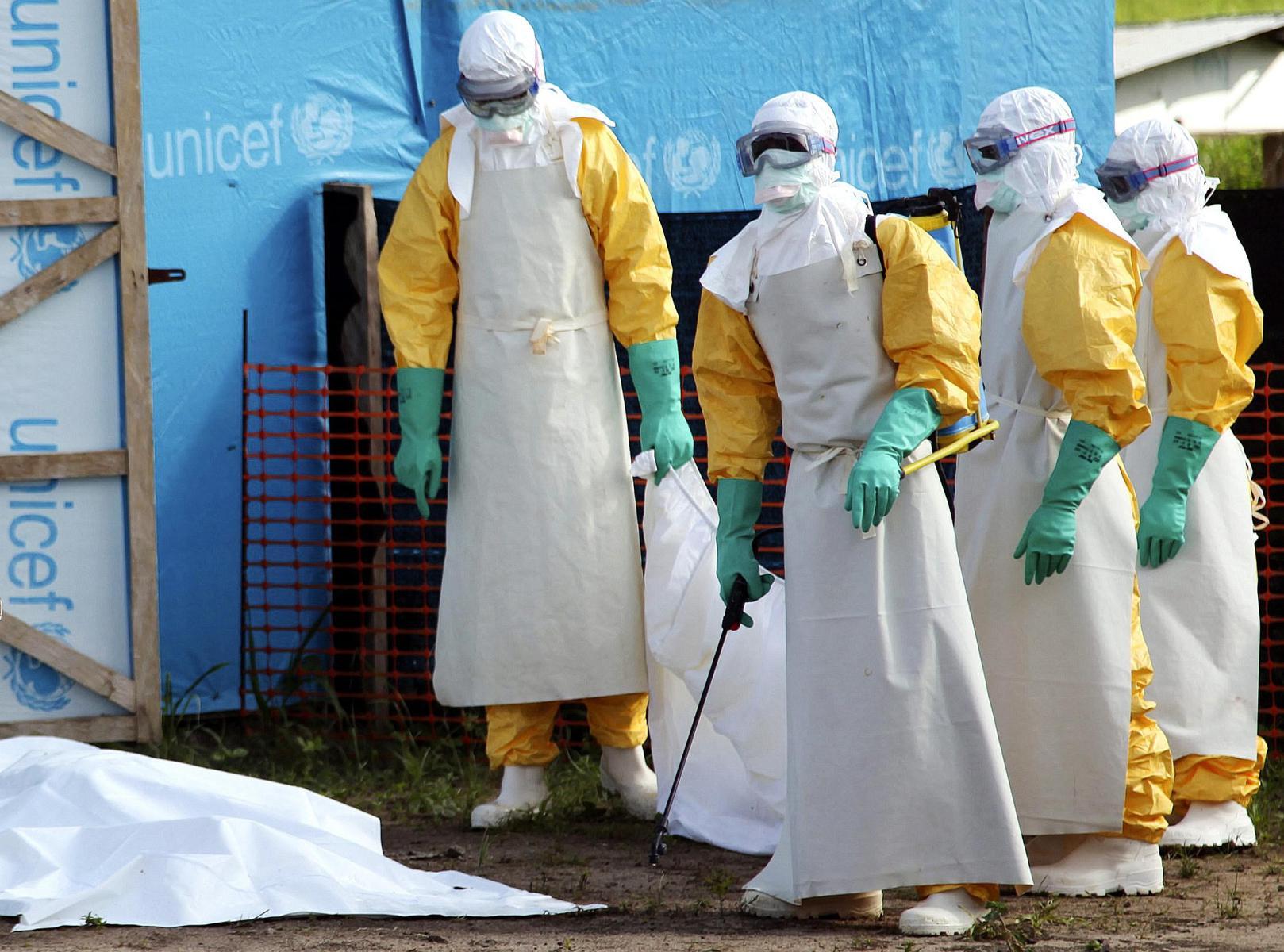 ebola uzas
