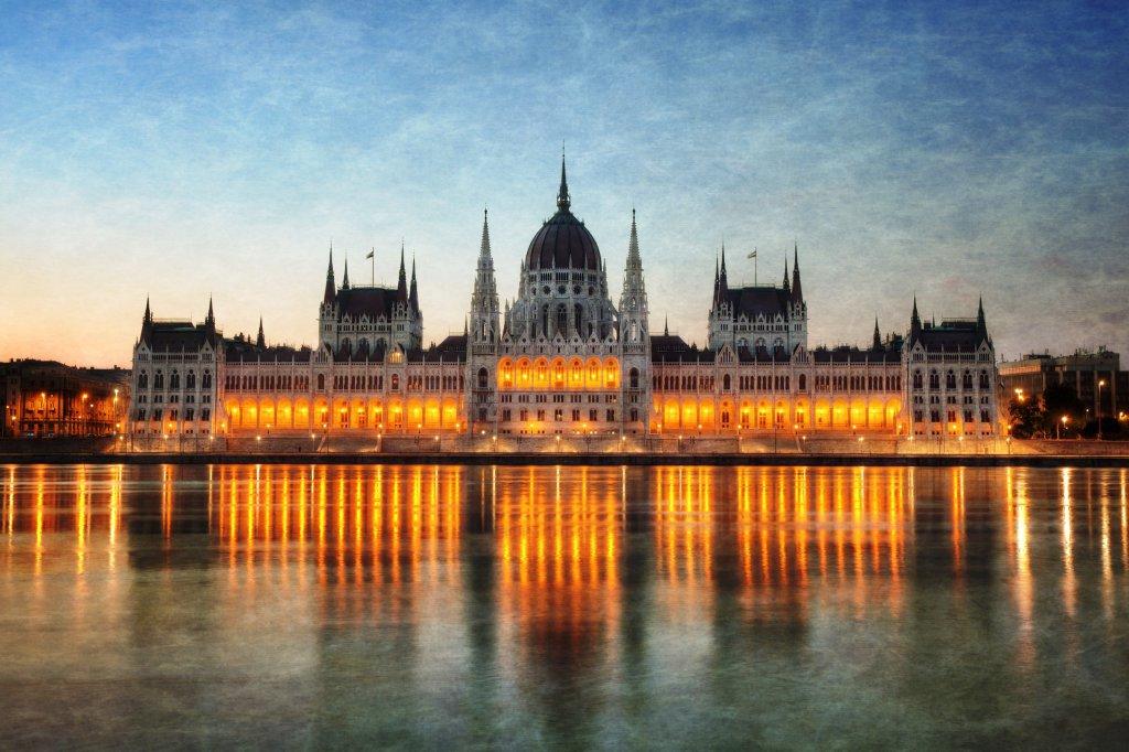 parlament madjarski