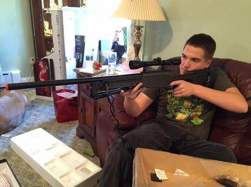 pistolji i ameri