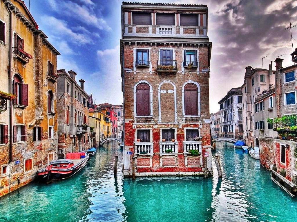 venecija zgrada