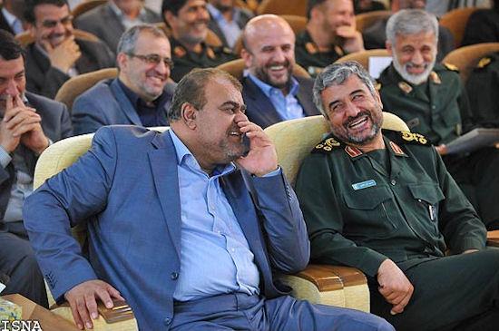 Iranian revolutionary guard 02