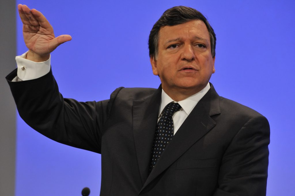 Press conference by José Manuel Barroso and Olli Rehn
