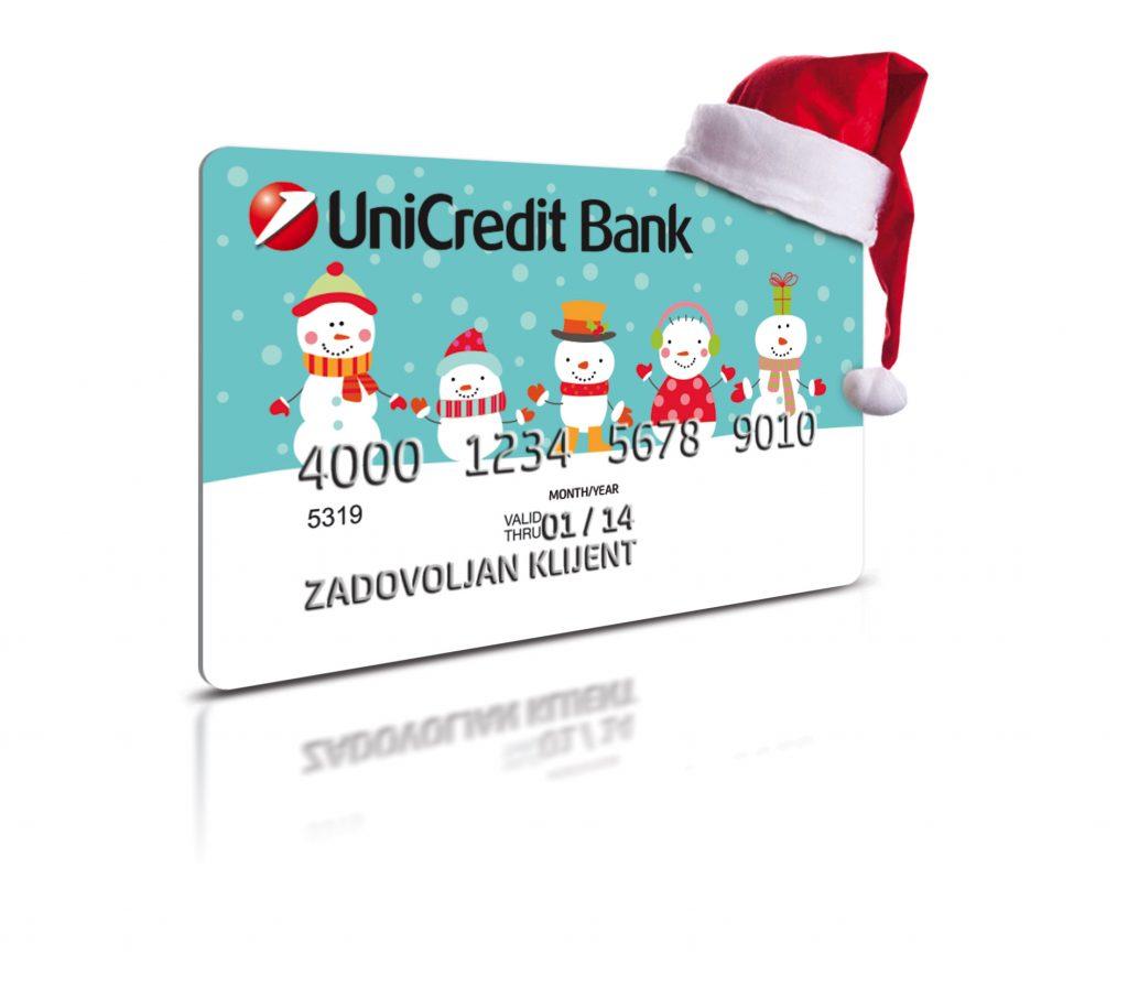 MasterCard poklon kartica UniCredit Banke (1)