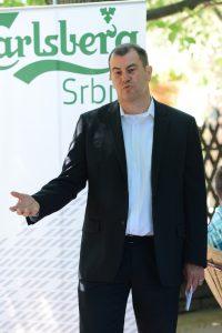 Prezentacija poslovnih rezultata Q1 i Q2 2013 - Ralph Zigerlig, generalni direktor kompanije Carlsberg Srbija
