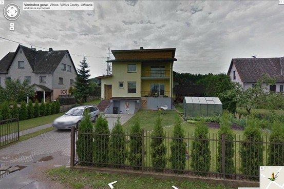 Raimundas Baranauskas house