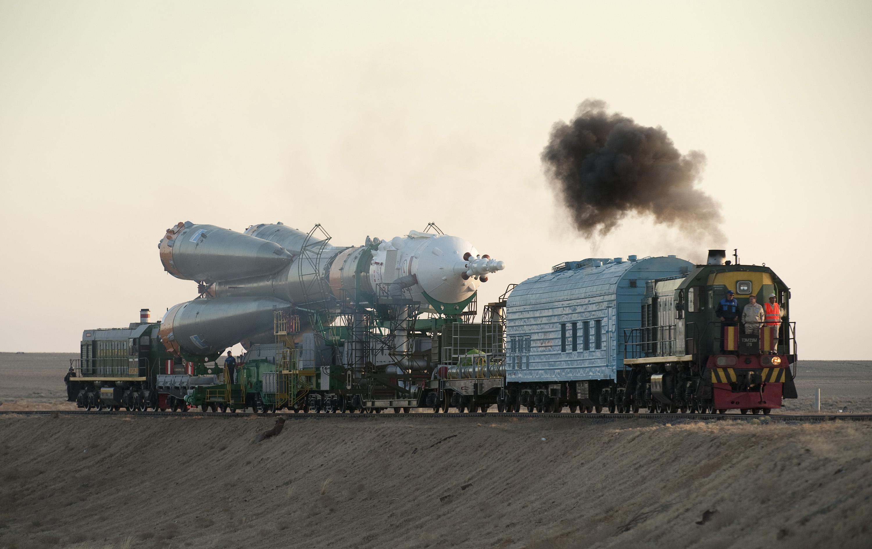 prevoz rakete