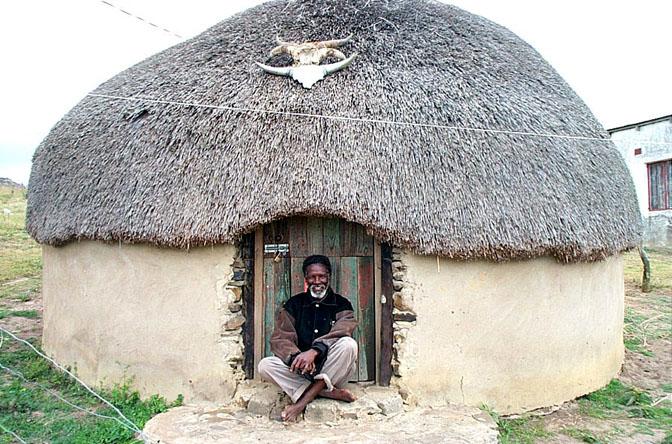 africka kuca