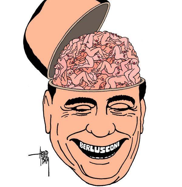 berluskonijeva glava