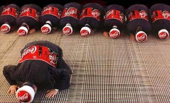 coca cola funny