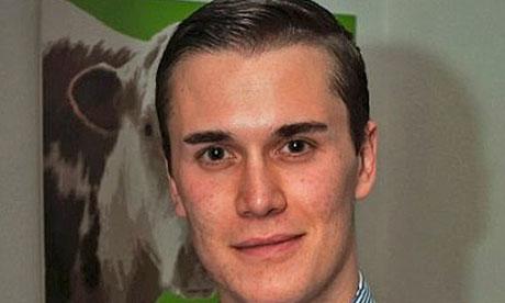 Moritz Erhardt Merrill Lynch intern