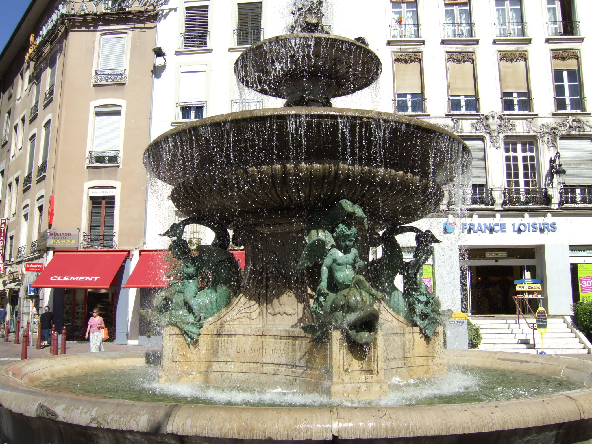 grenobl fontana
