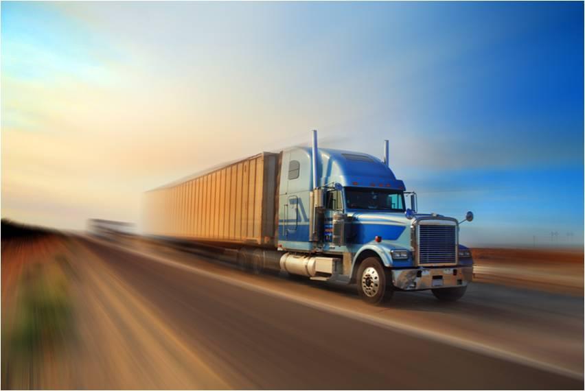 kamion izvoz uvoz