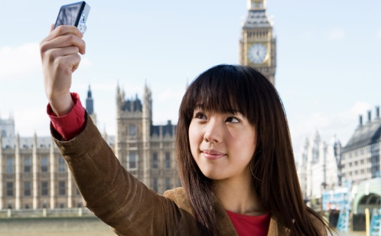 kineski turista