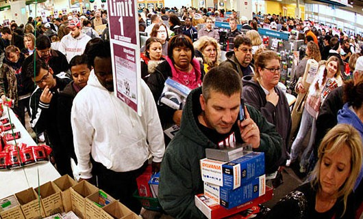 kupovina crni petak amerika