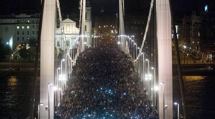 madjarski protesti