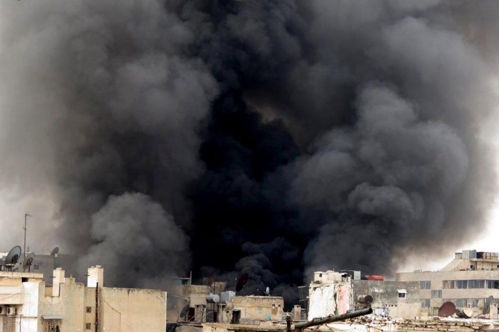 napad sirija
