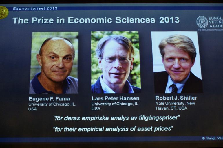 nobelovci ekonomija