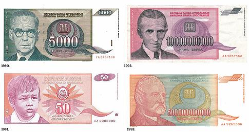 novcanice inflacija