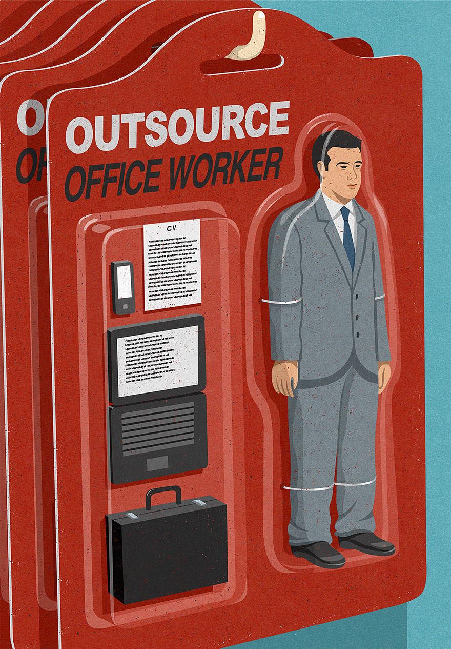 radnik outsource