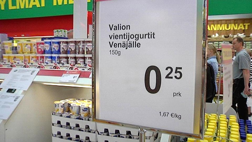 rusija finska hrana sankcije