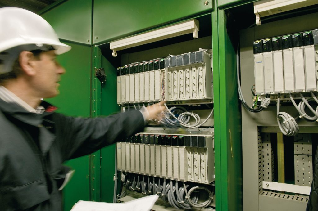 Schneider Electric, Services Automation